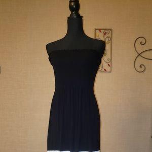 Calvin Klein Color Block Maxi Dress Size 10 Medium